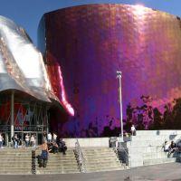 EMP Museum, Seattle, Washington