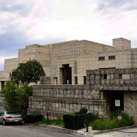 Ennis House, Los Angeles, California