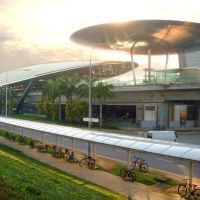 Expo MRT Station, Singapore