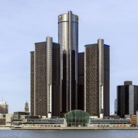 General Motors Renaissance Center, Detroit