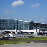 Heathrow Terminal 5, London