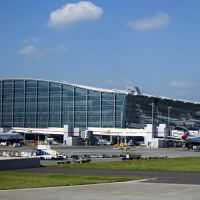 Heathrow Terminal 5, London