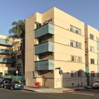 Jardinette Apartments. Los Angeles, California