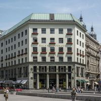 Looshaus in Michaelerplatz, Vienna