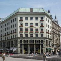 Looshaus in Michaelerplatz, Vienna