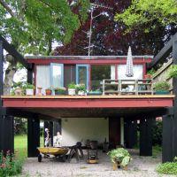 Middelboe house, Holte