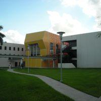 Paul Cejas Architecture Building, Florida International University