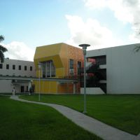 Paul Cejas Architecture Building, Florida International University