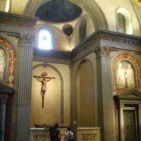 Sagrestia Vecchia, Florence, Italy