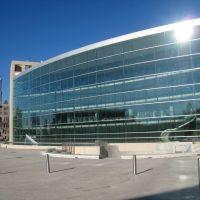 Salt Lake City Public Library, Utah