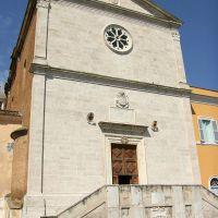 San Pietro in Montorio, Rome, Italy