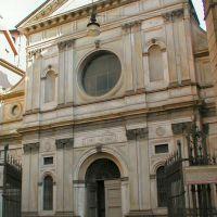 Santa Maria presso San Satiro, Milan, Italy