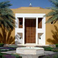 The Danish embassy, Riyadh