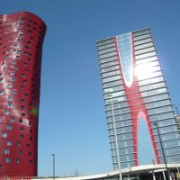 Torre Realia BCN, Barcelona, Spain