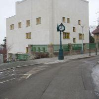 Villa Muller, Prague