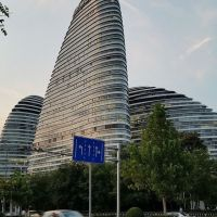 Wangjing SOHO, Bejing, China