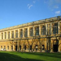 Wren Library, Cambridge
