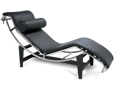 Chaise Longue LC4 Le Corbusier Famous Design