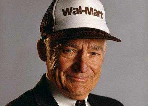 sam walton - Walmart'ın Başarı Hikayesi