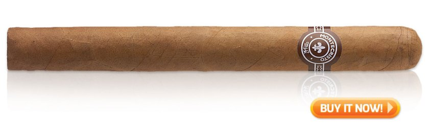 buy classic cigar brands Montecristo Yellow Churchill cigars