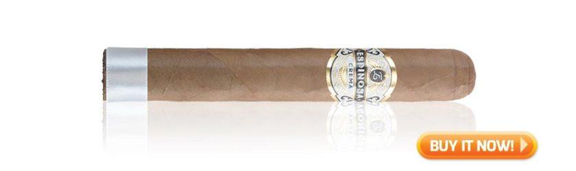 outlier cigar brands espinosa crema cigars
