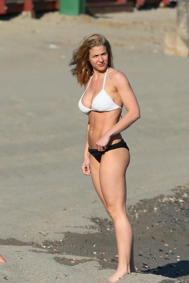 Gemma Atkinson Cocktail Cute Bikini Posing Hot Sexy Stunning