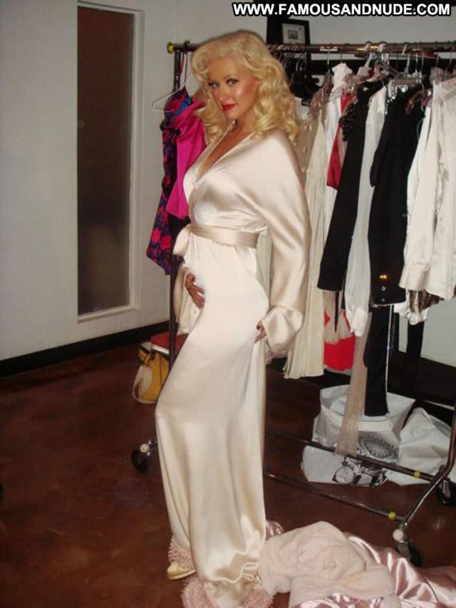 Christina Aguilera Babe Posing Hot Singer Beautiful See Through