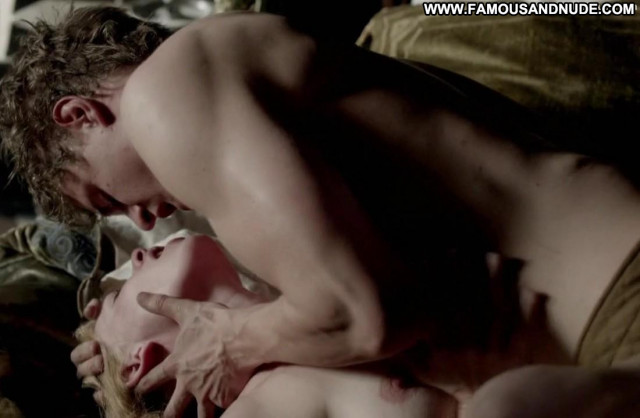 Rebecca Ferguson The White Queen Babe Topless Breasts Nude Blonde Sex