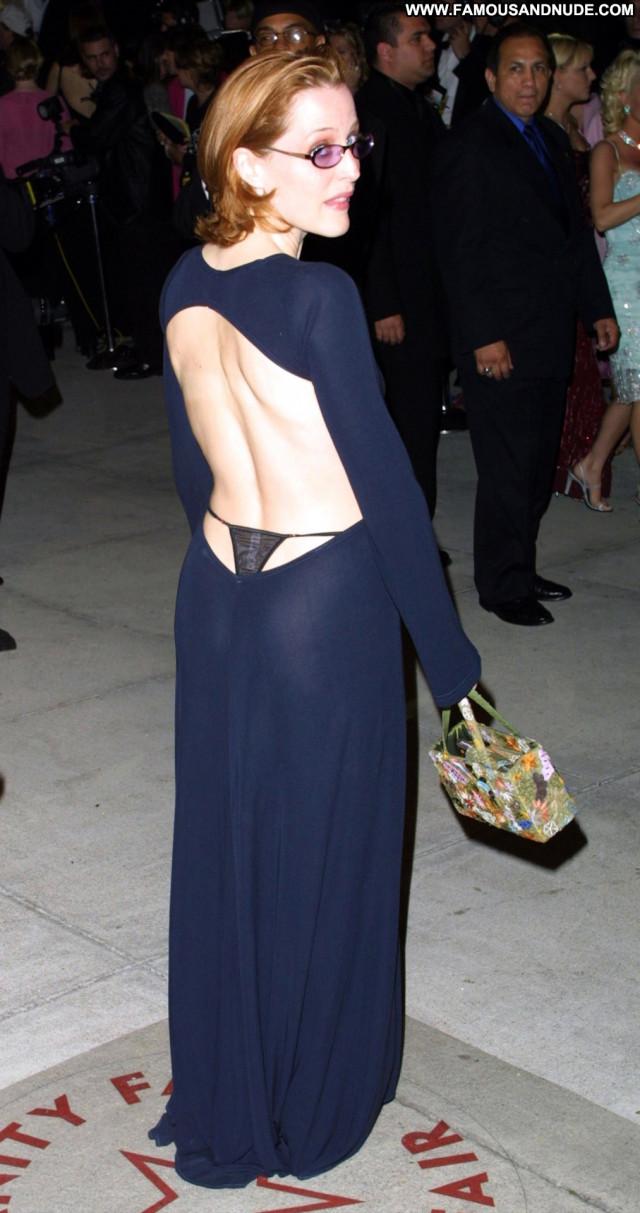 Gillian Anderson Hot Celebrity Bar Babe Nude Porn Reality Posing Hot