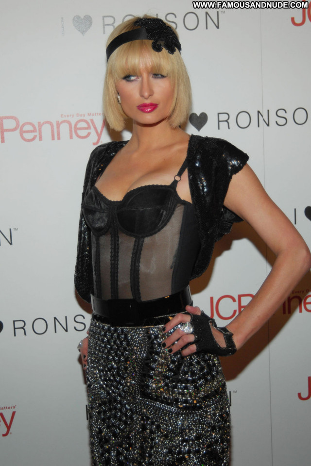 Paris Hilton Los Angeles Party Babe Paparazzi Posing Hot Angel