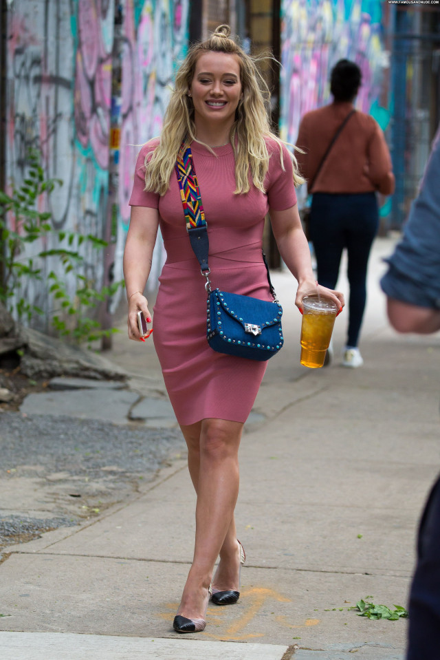 Hilary Duff New York Babe New York Beautiful Sex American Celebrity