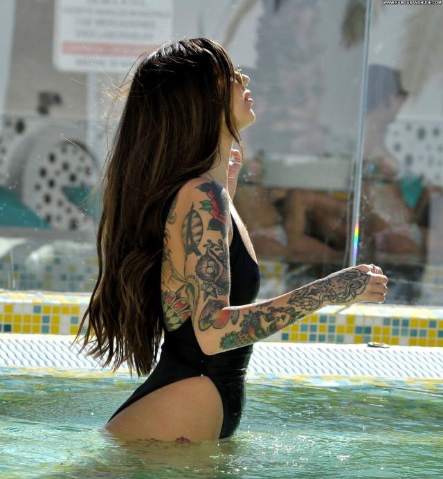 Replies The Pool Tattoos Sex Beautiful Ibiza Pool Babe Tattoo Hot Spa