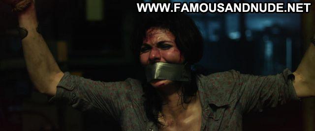 Alexandra Daddario Texas Chainsaw  D 3d Famous Posing Hot Celebrity