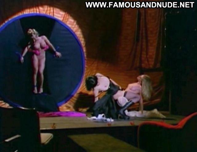 Bobbie Marie Lesbian Scene Celebrity Celebrity Lesbian Blonde Big