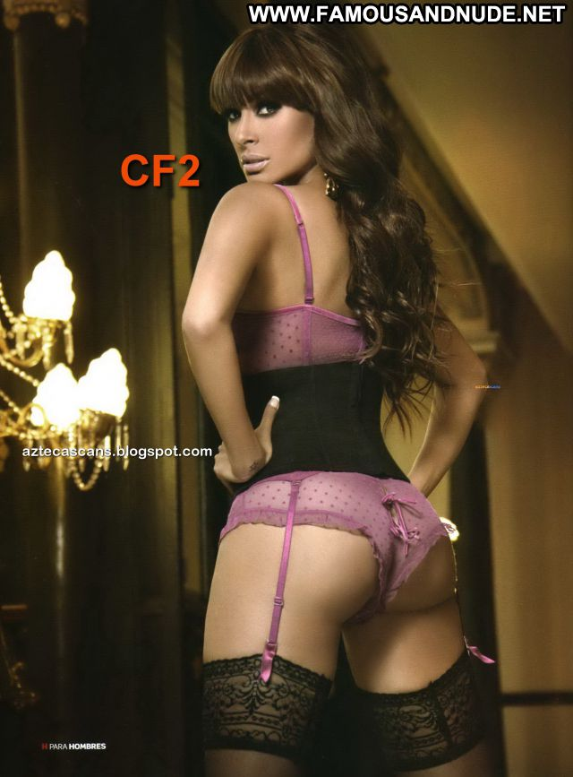 Galilea Montijo Ass Celebrity Big Ass Cute Babe Lingerie Famous