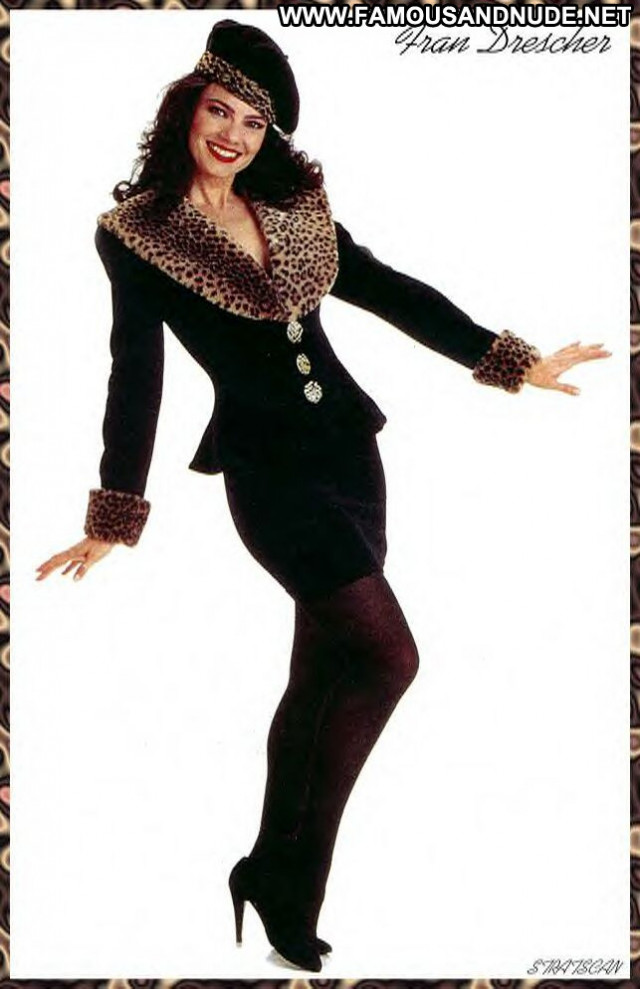 Fran Drescher Some Girl Posing Hot Celebrity Beautiful Babe Actress