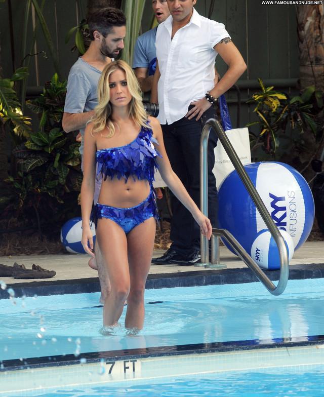 Kristin Cavallari Posing Hot Bikini Babe Celebrity High Resolution