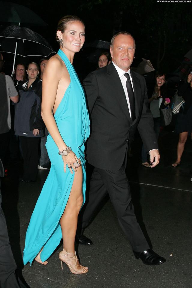 Heidi Klum New York Beautiful High Resolution New York Babe Celebrity