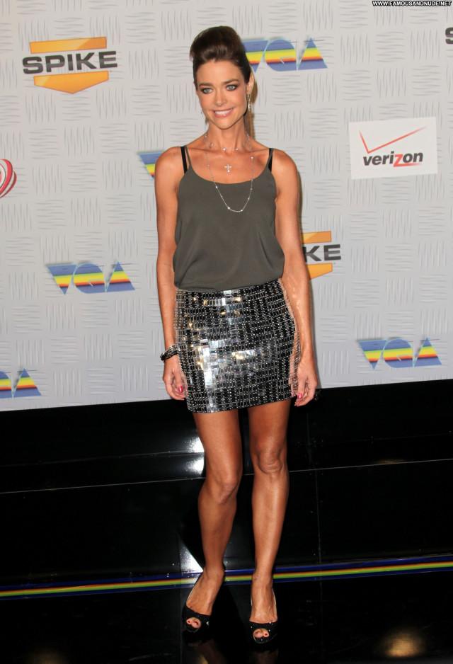 Denise Richards Celebrity Video Game Posing Hot Awards London High