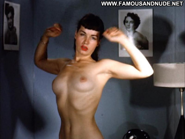 Bettie Page Celebrity Model Posing Hot Beautiful American Babe Fetish
