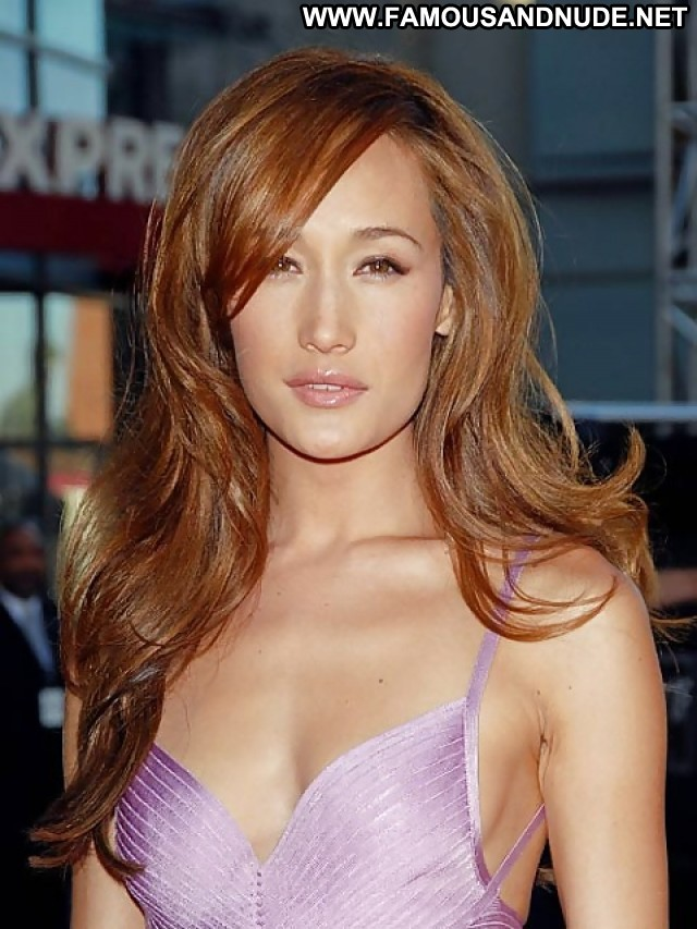 Maggie Q Pictures Babe Asian Celebrity Gorgeous Posing Hot Famous