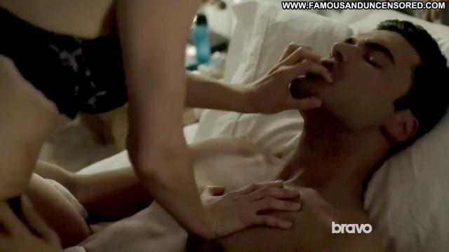 Laurence Leboeuf 19 2 Crying Thong Shirt Panties Bed Bra Sex