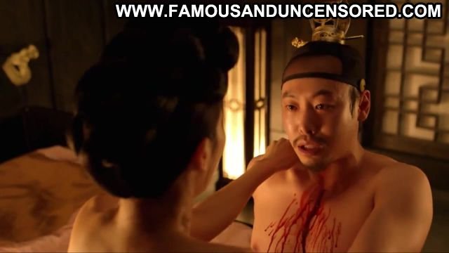Yeo Jeong Jo The Concubine Japanese Asian Sex Scene Sexy Hot