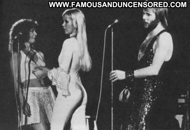 Agnetha Faltskog Camel Toe Showing Ass Blonde Female Actress