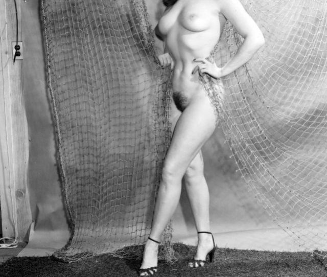 Nice Natural Bush Bettie Page Also Had One The Things I Would Have Done To Her
