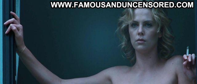 Charlize Theron The Burning Plain Sexy Celebrity Sexy Scene Celebrity