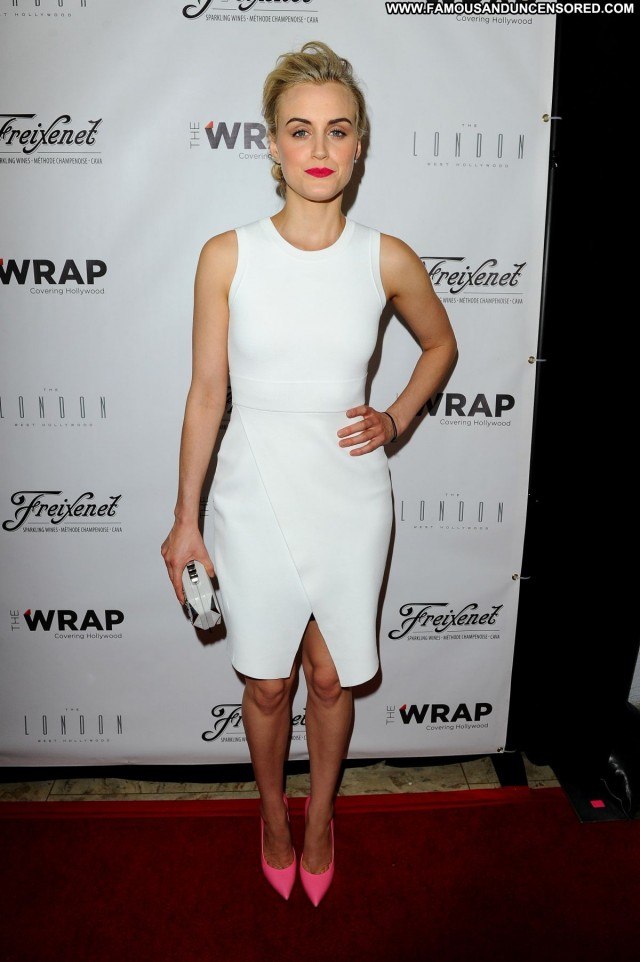 Taylor Schilling Glamour Women Party Beautiful Posing Hot