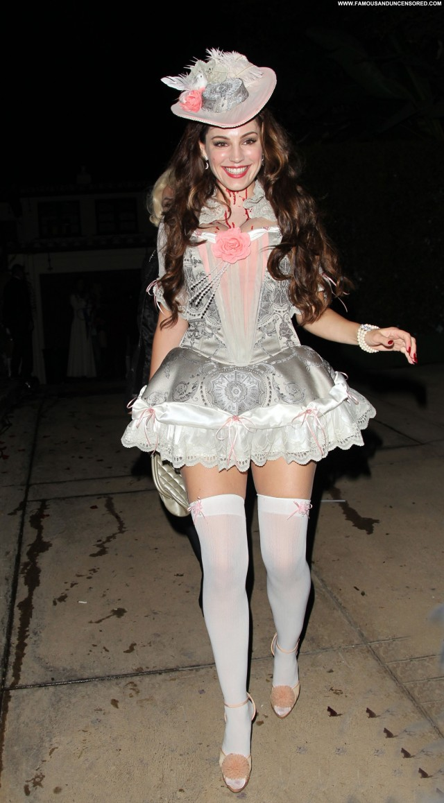 Beverly Hills Halloween Party In Beverly Hills Halloween