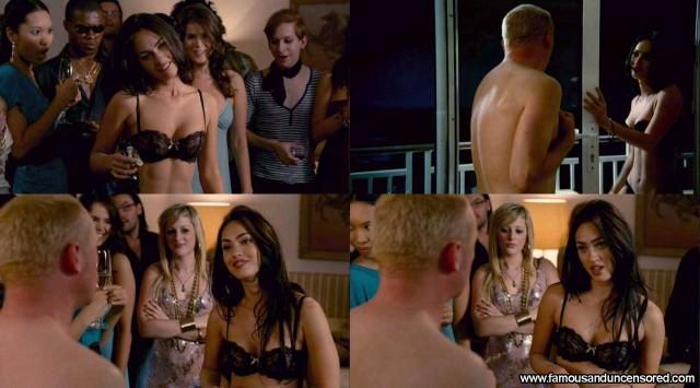 Megan Fox How To Lose Friends And Alienate People Nude Scene