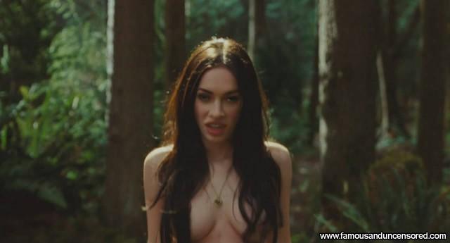 Megan Fox Jennifers Body Sexy Beautiful Nude Scene Celebrity Actress